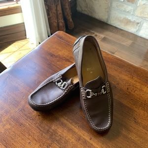 Geox Brown Loafers